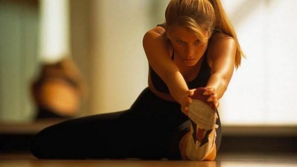 Болит после тренировки